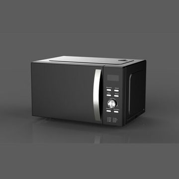 Picture of Weili Electronic Microwave Oven, Black - 23 L