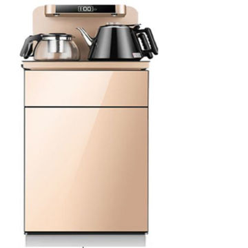 Picture of JD Multifunctional Smart Desktop Teabar & Water Dispenser Machine- 1, Rose Gold