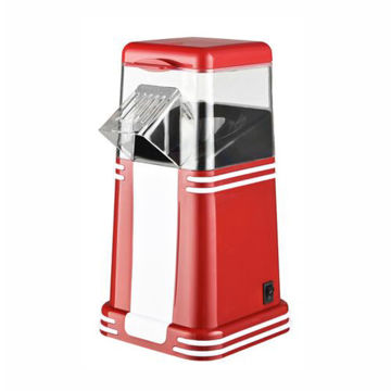 Picture of JD Electric Popcorn Machine - White and Red, MY-B014