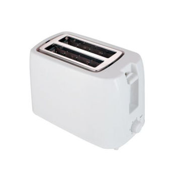 Picture of JD NBTX 2 Slice Pop-up Toaster - White, TXT038A