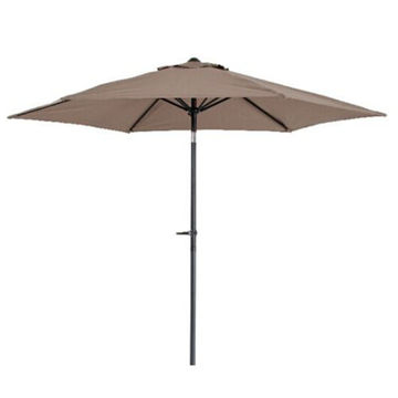 Picture of JD Center Pole Patio Umbrella - Brown, UCM00401G