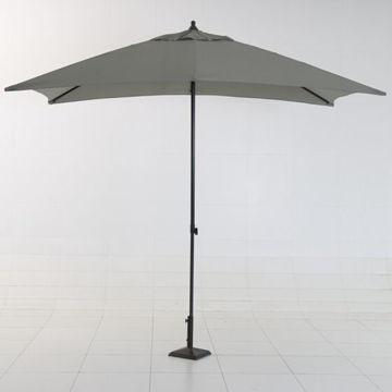 Picture of JD Center Pole Patio Umbrella - Grey, UTM00101F
