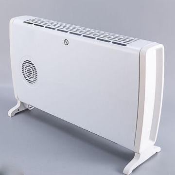 Picture of JD Mini Slim Design Convector Heater - White, CH-2010E