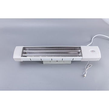 Picture of JD Electronic Quartz Heater, QH-1200B