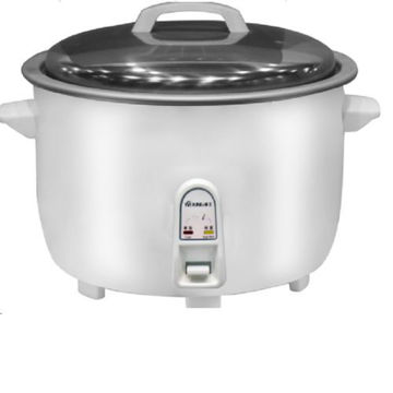 Picture of JD Drum Electric Rice Cooker - Silver