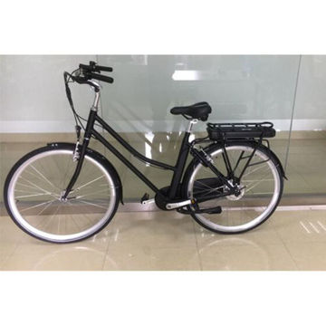 Picture of JD Outdoor Ostrichoo Quick Charging Electric City Bike - EBC06