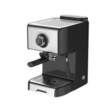Picture of JD Espresso Coffee Maker- 356001, Black & Silver