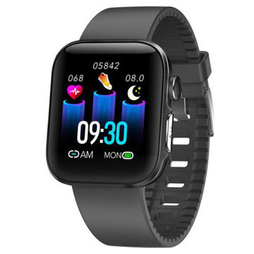 Picture of JD Fitup Smart Watch, Black - GT2