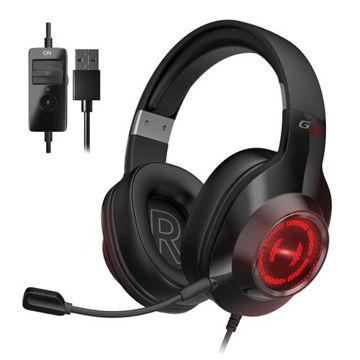 Picture of Edifier Gaming Headset- Black