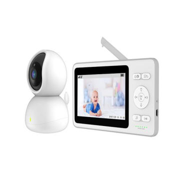 Picture of JD Goscam Baby Monitor, White - 8217KL