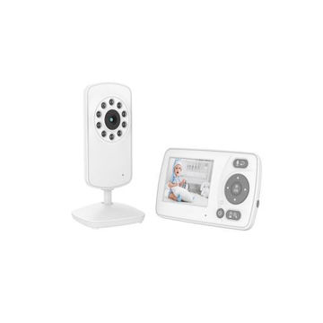 Picture of JD Goscam Baby Monitor, White - 8218KM