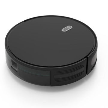 Picture of JD Gyroscope Robotic Vacuum Cleaner, Black - D450