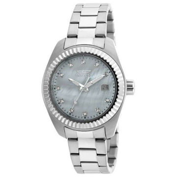 Picture of Invicta Women's 20351 Specialty Quartz 3 Hand White Dial Watch