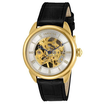 Picture of Invicta Women's 31151 Specialty Mechanical 3 Hand Silver Dial Watch
