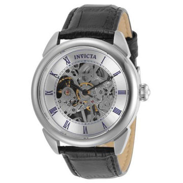 Picture of Invicta Men's 31153 Specialty Mechanical 3 Hand Silver Dial Watch