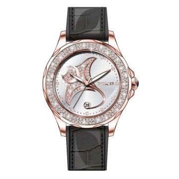 Picture of Invicta Women's 32668 Wildflower Quartz 3 Hand Silver Dial Watch