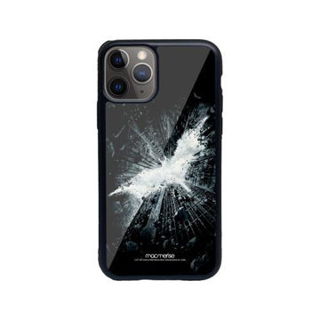 Picture of Macmerise God of Gotham - Glass Case for iPhone 11 Pro