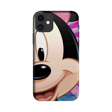 Picture of Macmerise Zoom Up Minnie - Sleek Case for iPhone 11