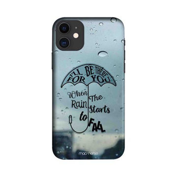 Picture of Macmerise Be There for You - Sleek Case for iPhone 11