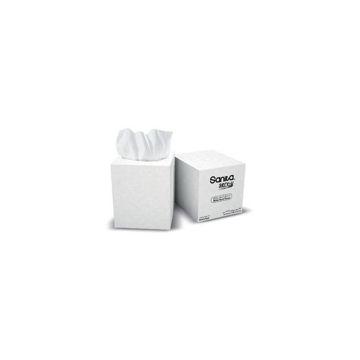 Picture of Sanita Serv-U 2-Ply Cube Facial Tissue - Carton Of 24 Packs