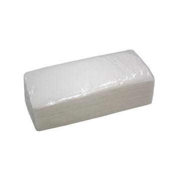 Picture of Sanita Serv-U Interfold Tissues, 22 x 21 cm, Carton Of 24 Packets