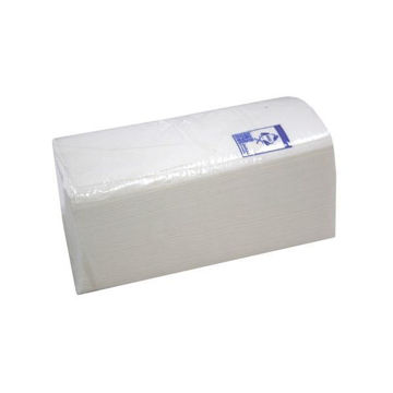 Picture of Sanita Serv-U 2-Ply Interfold Tissues, 22 x 21 cm - Carton Of 18 Packets