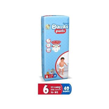 Picture of Sanita Bambi Diaper Pants Jumbo Pack, XX Large - Carton Of 120 Pcs