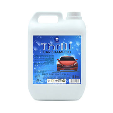 Picture of Thrill Car Shampoo, 5 Liter - Carton of 4 Pcs