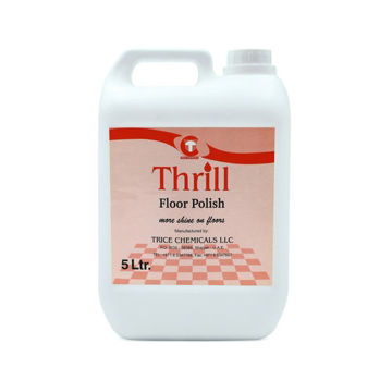 Picture of Thrill Surface and Floor Polish, 5 Liter - Carton of 4 Pcs