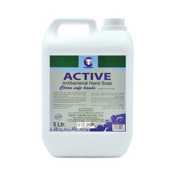 Picture of Thrill Active Antibacterial Hand Soap, 5 Liter - Carton of 4 Pcs