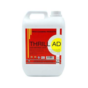 Picture of Thrill AD Auto Dish Wash Liquid, 5 Liter - Carton of 4 Pcs