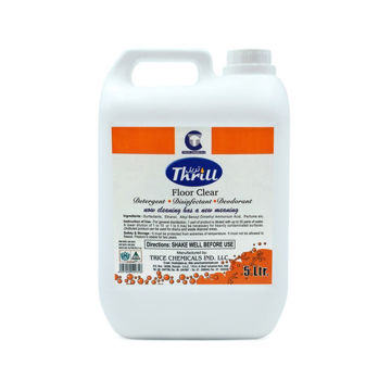 Picture of Thrill Floor Cleaner, 5 Liter - carton of 4 Pcs