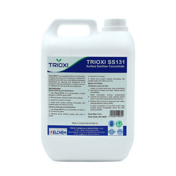 Picture of Trioxi SS131 Surface Sanitizer, 5 Liter - Carton of 4 Pcs
