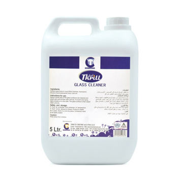 Picture of Thrill Glass Cleaner, 5 Liter - Carton of 4 Pcs