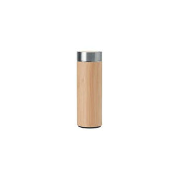 Picture of MTC Bamboo Flask with Tea Infuser