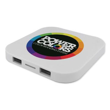 Picture of MTC Wireless Charger Pad - White