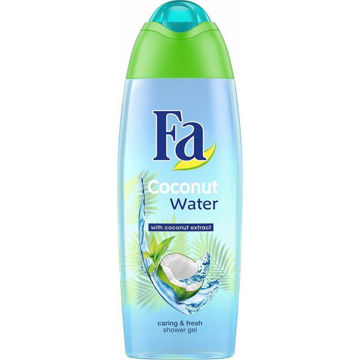 Picture of Fa Coconut Water Shower Gel with Coconut Extract, 250ml