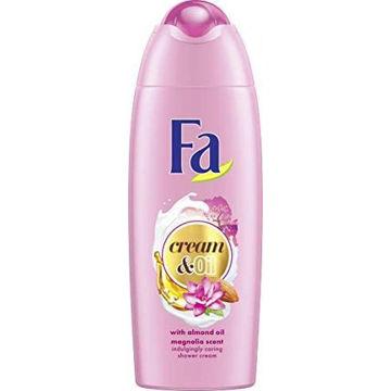 Picture of Fa Magnolia Scent Cream and Oil Shower Gel, 250ml - Carton of 12
