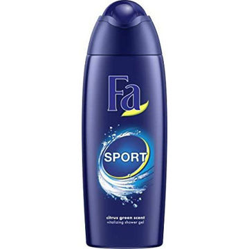 Picture of Fa Sport Citrus Green Scent Shower Gel, 250ml