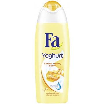 Picture of Fa Vanilla Honey Scent Yoghurt Shower Cream, 250ml - Carton of 12