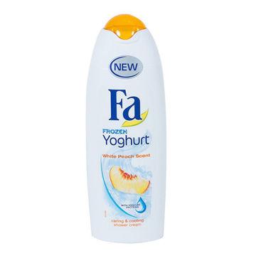 Picture of Fa White Peaech Scent Frozen Yoghurt Shower Cream, 250ml