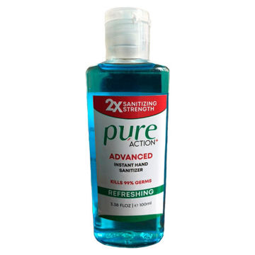 Picture of Pure Action Hand Sanitizer, 100ml - Carton Of 48 Pcs