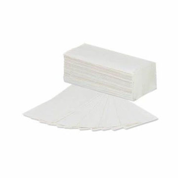 Picture of Plain 2 Ply Interfold Towels, 150 Sheet - Carton of 20