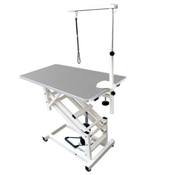 Picture of Nutra Pet Hydraulic Manual Grooming Table, 110 x 60 cm