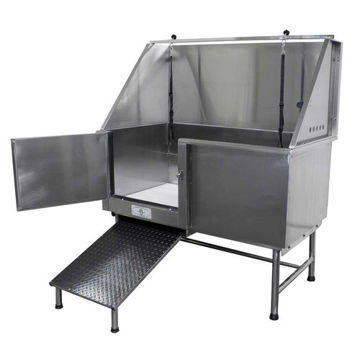 Picture of Nutra Pet Non Hydraulic Fixed Grooming Bath Tub, 158 x 155 x 40 cm