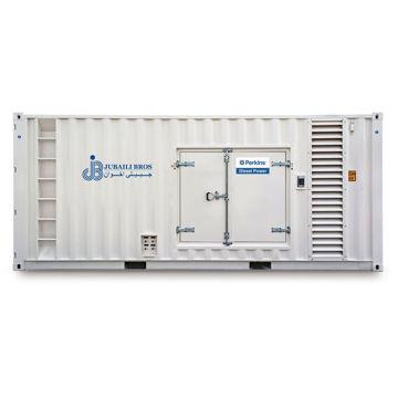 Picture of JET Closed Type Diesel Generator Set, JP800
