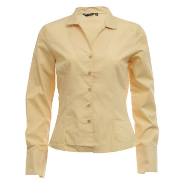 Picture of Women's Long Sleeve Slim Fit Formal Shirt - Carton of 24 Pcs