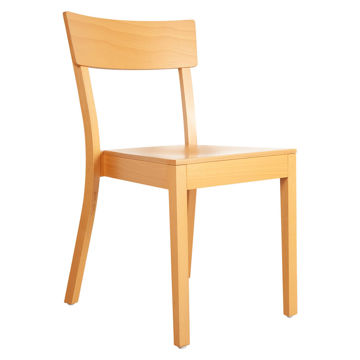 Picture of TON Solid Beech Wood Frame Bergamo Chair