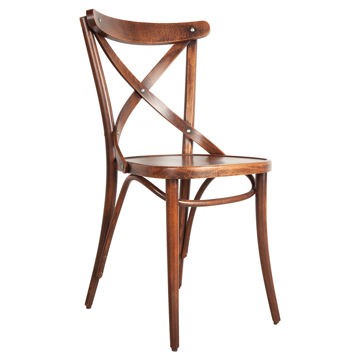 Picture of TON Solid Beech Wood Frame Chair, Antique