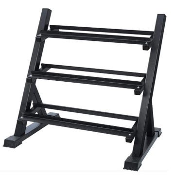 Picture of 1441 Fitness 3 Tier Dumbbell Rack